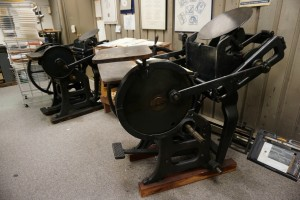 Elliott Press at PLU