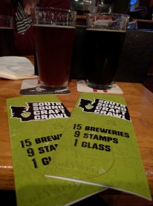 There are plenty of great opportunities to get your South Sound Craft Crawl passport stamped.