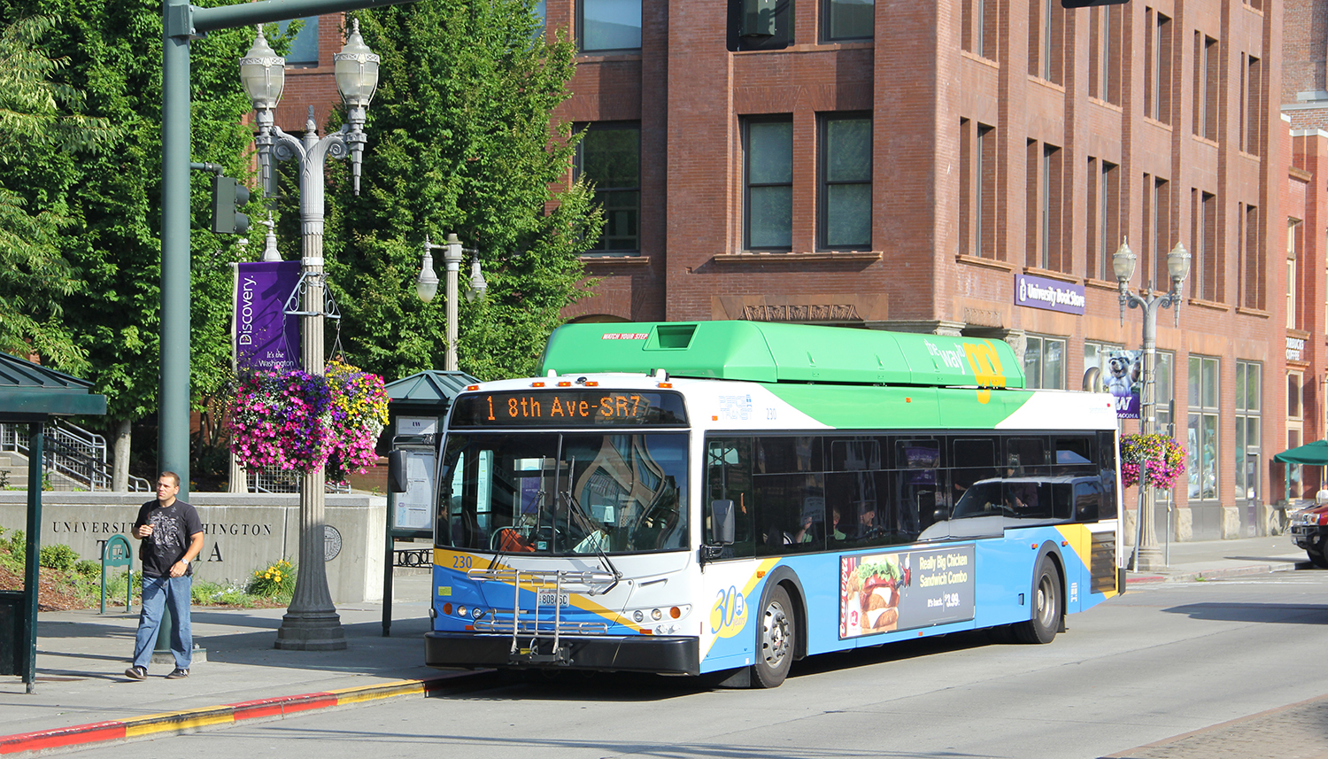 pierce transit to increase weekend service starting september 24