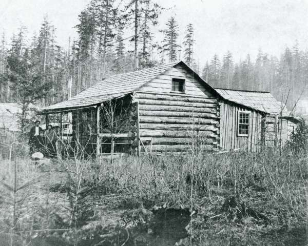 Job Carr Lived Here — The Story of Tacoma's First Settler