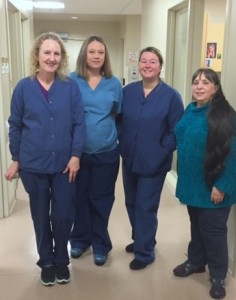 The pre-operative clearance team helps ensure outpatient total-joint patients are prepared and ready on surgery day.