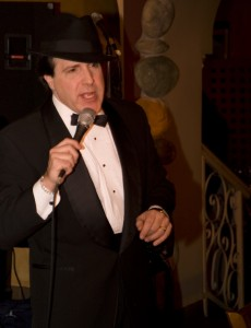 Tony has performed his Sinatra-themed show for more than 25 years in venues from Vegas to the Pacific Northwest.