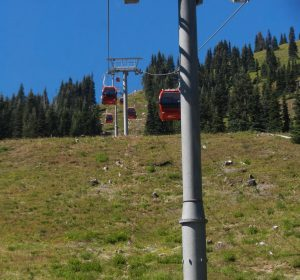 Crystal Mountain Gondola