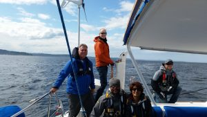 Puget Sound Sailing