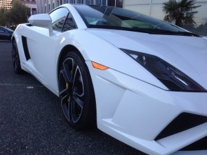 Lamborghini for a Day