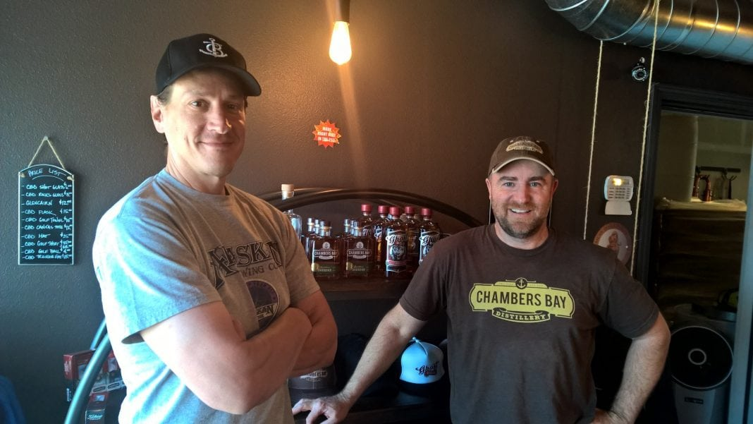 Chambers Bay Distillery Owners