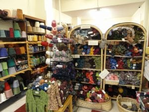 Yarn at Fibers Etc.