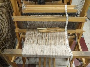Loom at Fibers Etc.