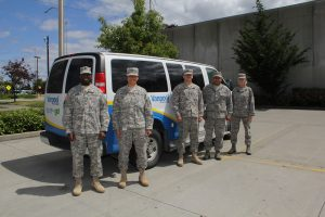JBLM Vanpool Group