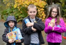 Northwest Trek Food Drive