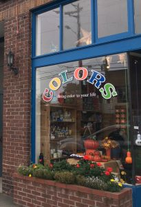 Colors Gift Shop