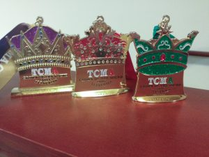 Crown of the Sound Medals