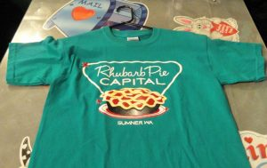 Rhubarb Pie Capital