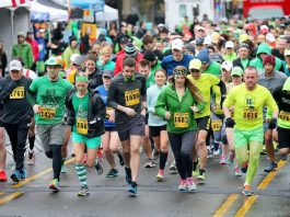 St. Paddy's Day Run Tacoma