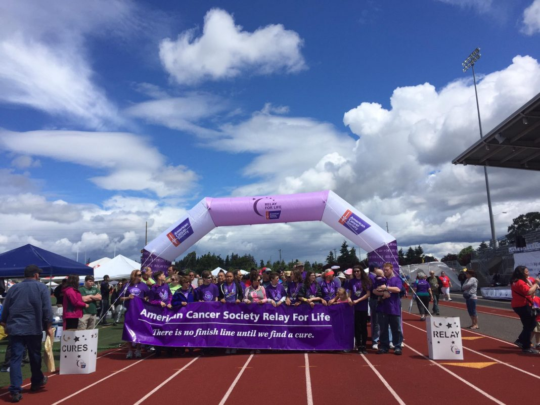 Relay for Life Tacoma