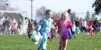 Bonney Lake Easter Egg Hunt
