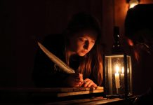 Fort Nisqually Escape Room