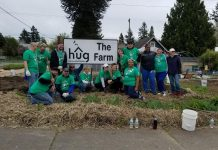 Comcast Cares Day Tacoma