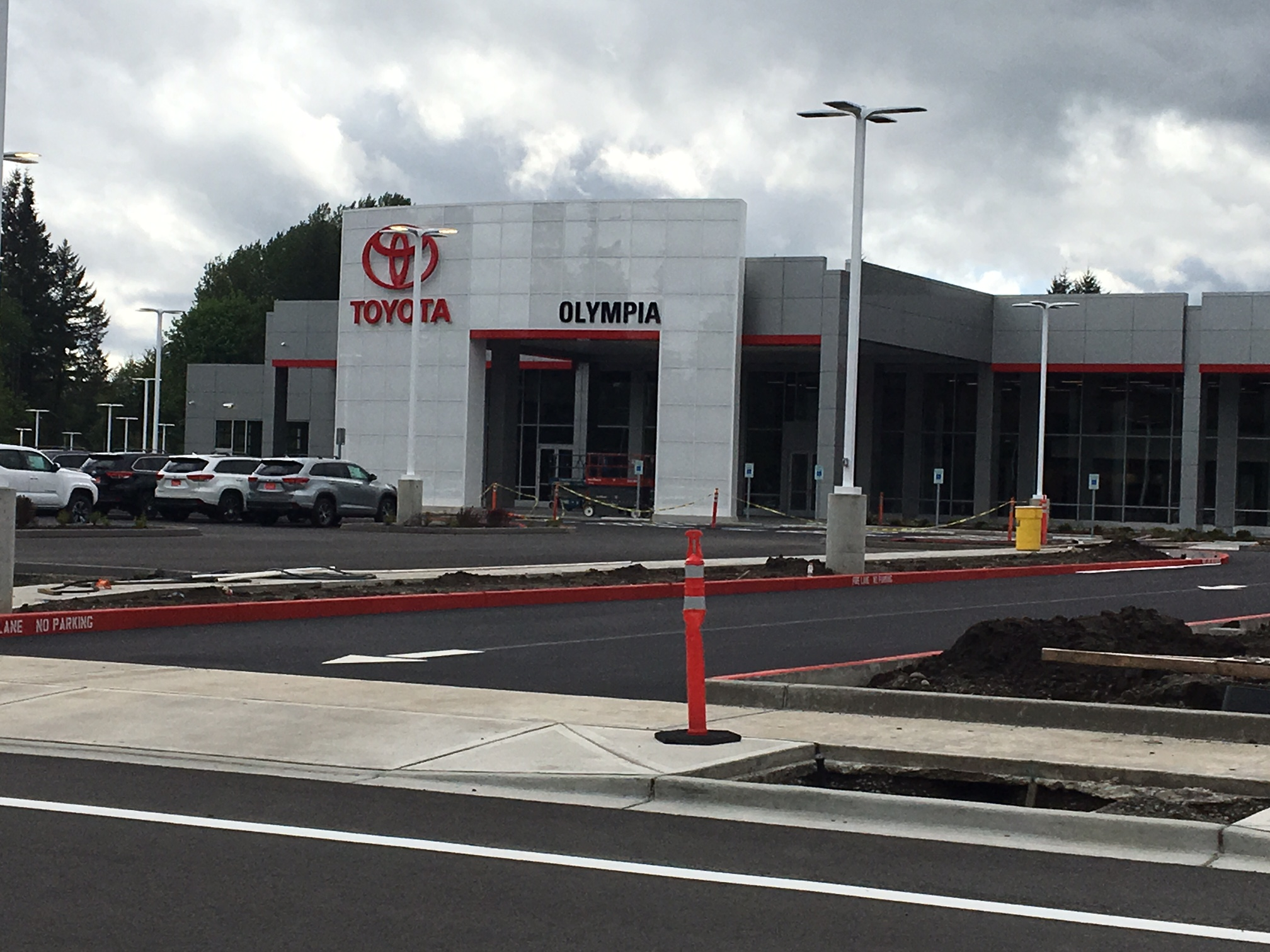 Toyota Of Olympia >> Toyota Of Olympia Moves To Tumwater To Give Customers A Stellar