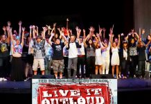 Live It OutLoud Ted Brown