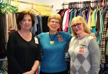 Clothing Closet Volunteers
