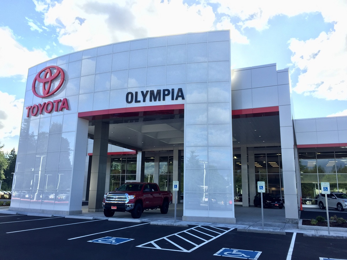 New toyota of olympia in tumwater has amazing amenities southsoundtalk toyota of olympia solutioingenieria Choice Image