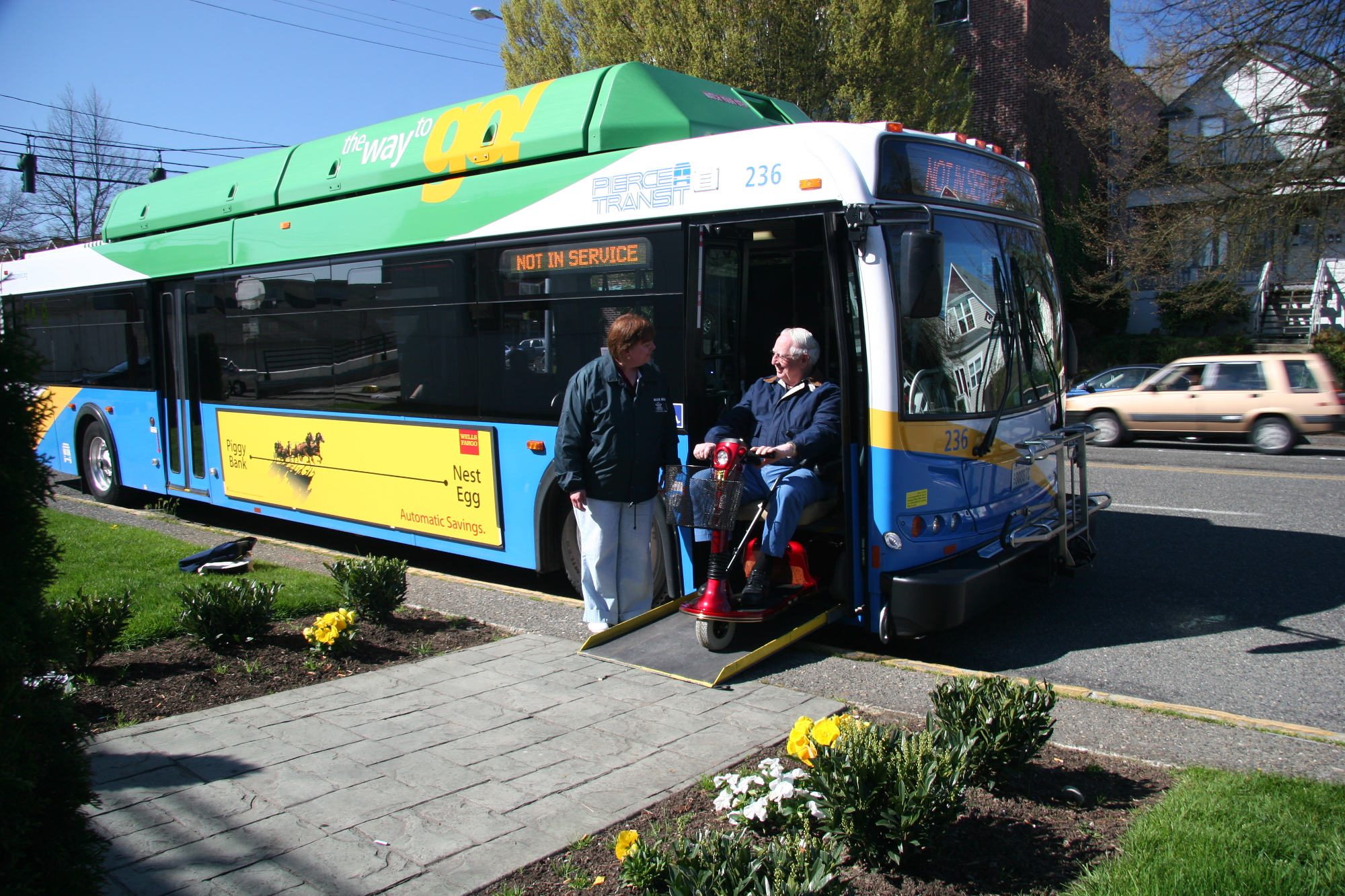pierce transit travel trainers for special needs commuters