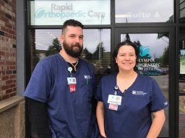 Rapid Orthopaedic Matt Marshall Rebecca Brisco