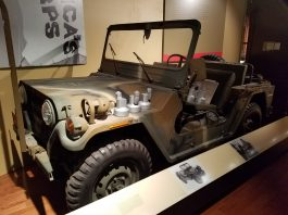 Lewis Army Museum