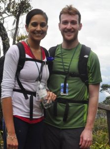 Olympia Orthopaedic Associates Drs Graver and Bhullar hiking