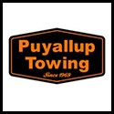 Puyallup towing logo