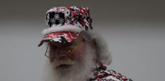 Santa Claus Fatigues