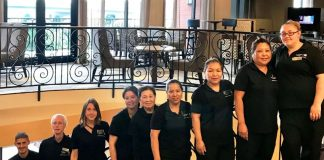 Courtyard Marriott Tacoma Staff