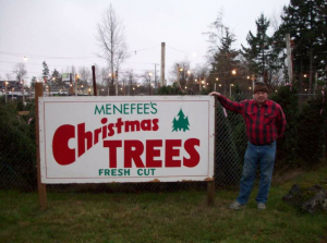 Menefee's Christmas Trees