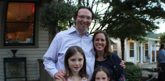 Oly Ortho Dr Greg Bryd and family