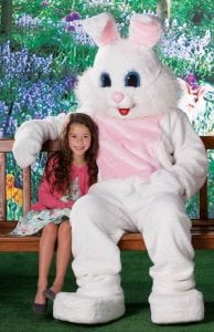 Easter at Bass Pro Shop