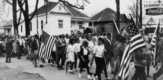 Pierce County Reads Montgomery Marches