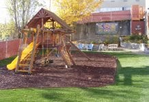 YWCA shelter play ground