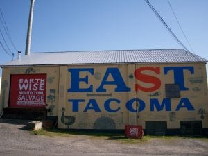 Earthwise Salvage Tacoma
