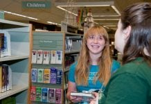 Pierce County Library Teen Volunteers
