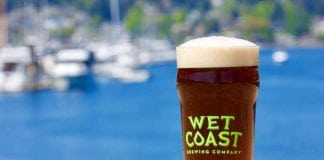 wet coast brewery