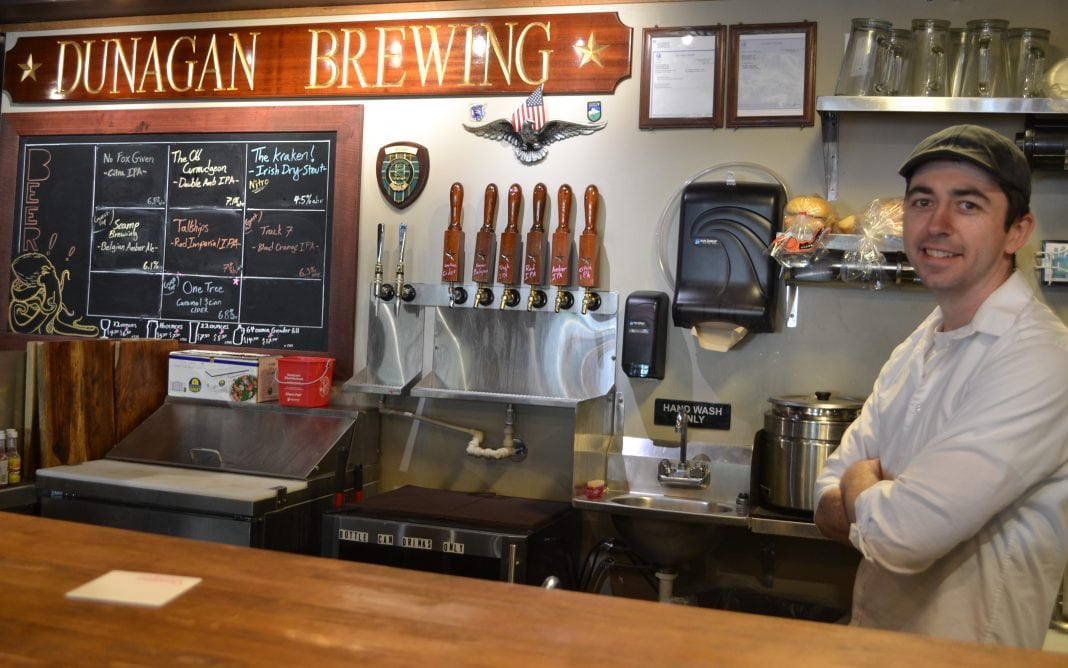 Dunagan Brewing Owner