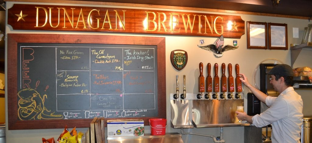 Dunagan Brewing Tacoma
