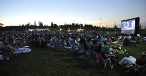 Metro Parks Summer Night Movie