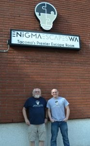 Enigma Escapes Owners