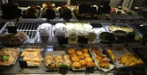 Corina bakery breakfast options