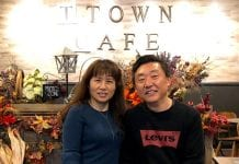 T Town Cafe Owners