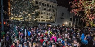 Tacoma Tree Lighting