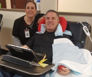 Donated Blood in Tacoma
