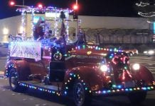 Lacey Lighted Parade